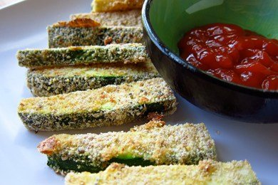 Zucchini Fries Recipe