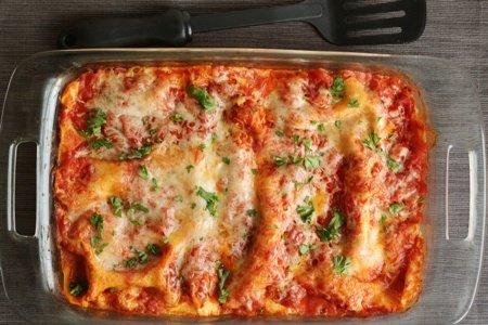Baked Zucchini Lasagna
