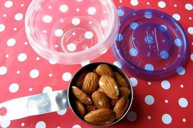 Portion Size For Nuts