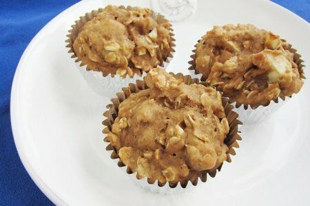 Fall Apple Muffins