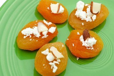 Dried Apricot Bites Recipe