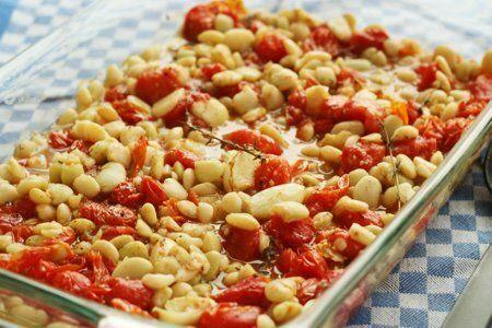 Tomato and Bean Casserole