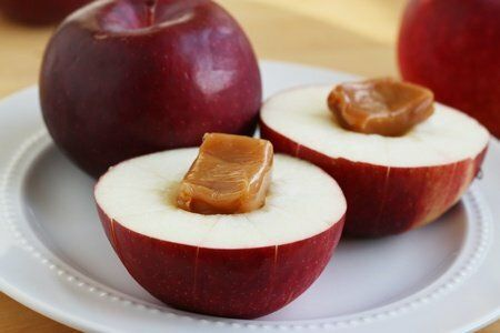 Fun Apple Snack