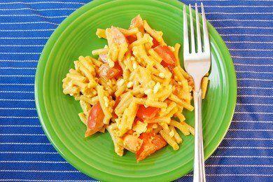 Healthier Kraft Mac and Cheese