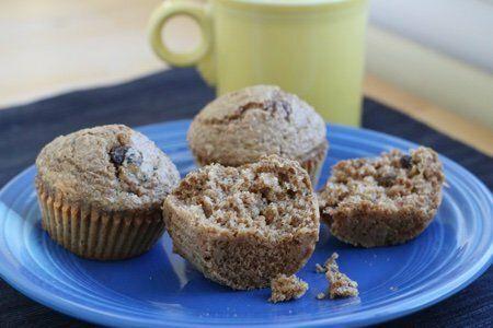 Light Bran Muffin Recipe