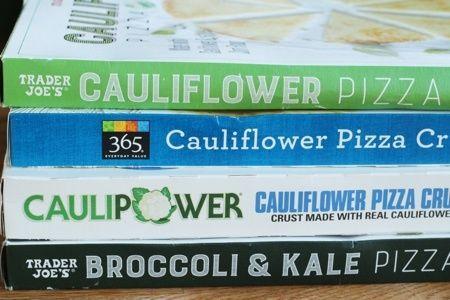 Cauliflower Pizza Crust Review