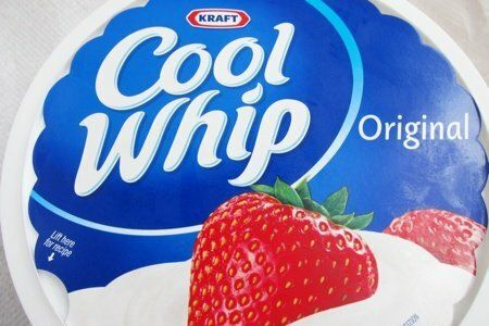 Cool Whip Experiment