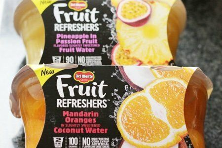 Del Monte Fruit Refreshers