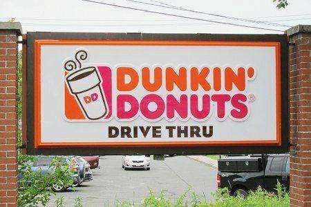Dunkin Donuts Sandwich