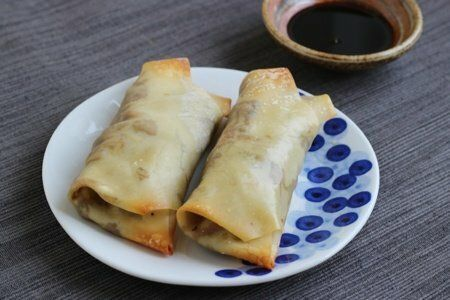 Lighter Egg Roll
