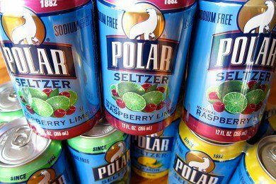 Seltzer with Natural Flavor