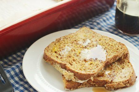Light Baked French Toast Recipe