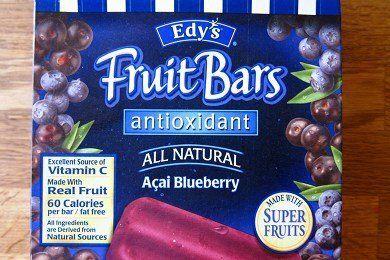 Edy's Fruit Bars Review