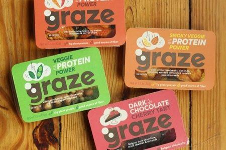 Graze Snack Box Review