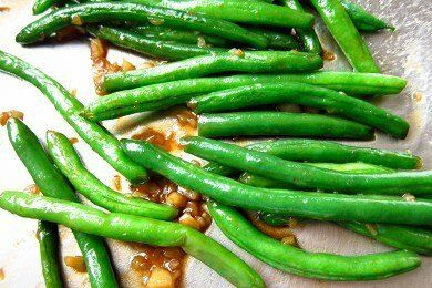 Low Calorie Chinese Green Beans