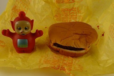 Cheeseburger Watch 2010: Day 21