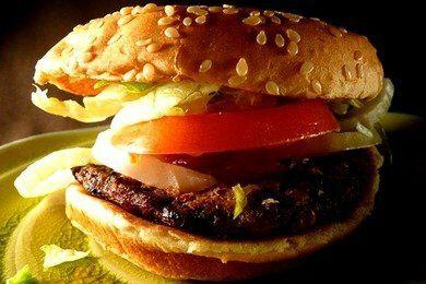 Small Hamburger
