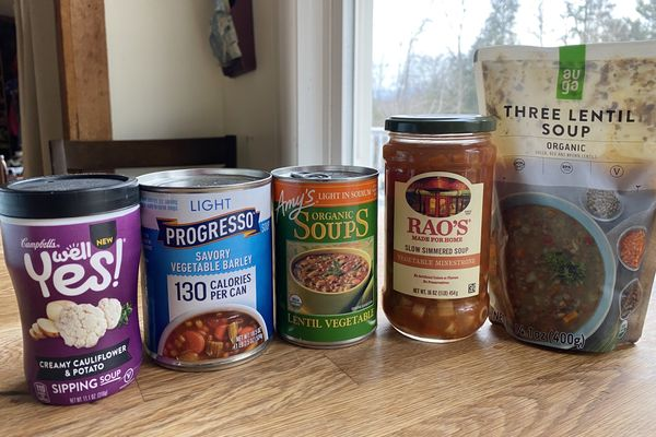 Healthy Canned Soup Options