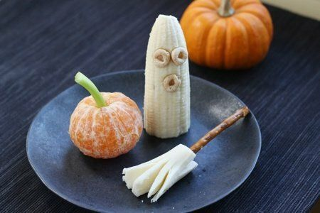 Healthy Halloween Tips