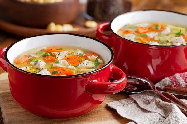 Healthy Soup Recipes for Comfort