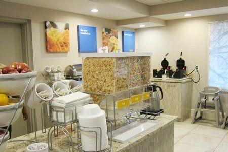 Hotel Breakfast Buffet