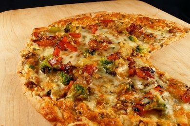 Kashi Roasted Vegetable Pizza