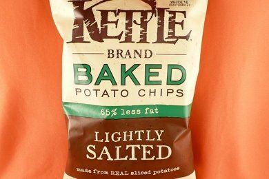 Kettle Baked Chips Review
