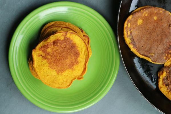 Kodiak Pumpkin Pancakes: Time for Pumpkin Pie Spice!