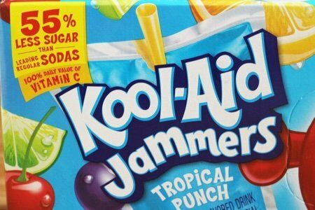 What is in Kool-Aid Jammers? Ingredients and Review