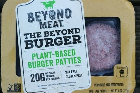 Beyond Meat Burger Review
