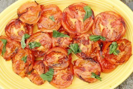 How to Grill Tomatoes