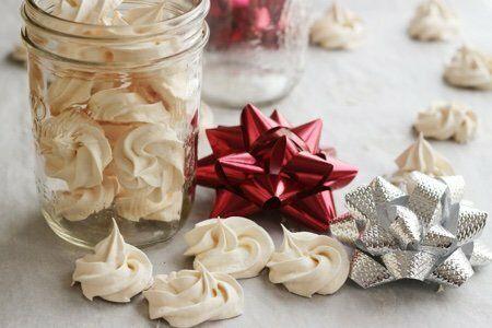 Vanilla Meringue Cookie Recipe
