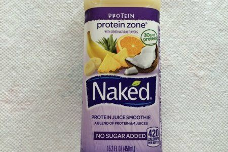 Naked Smoothie Review