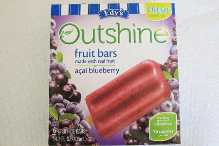 Outshine Popsicles
