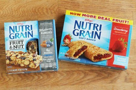Are NutriGrain Bars Good For You?