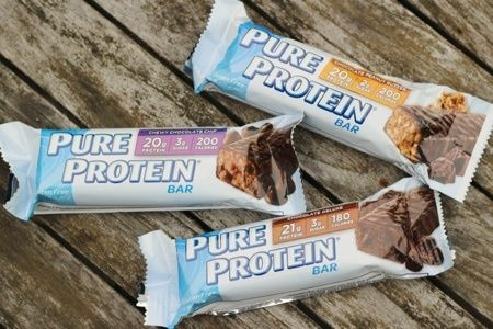 Pure Protein Bars Review