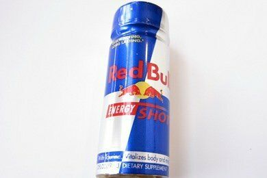 Red Bull Energy Shot Review