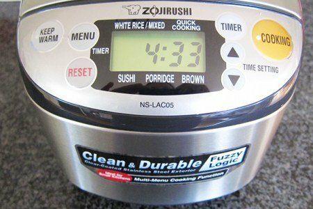 Zojirushi Rice Cooker Review