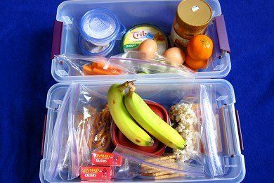Make a Snack Station