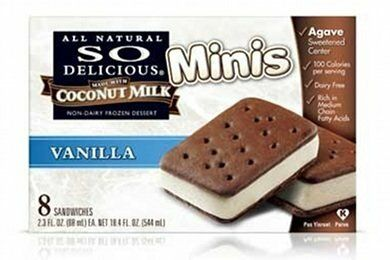 So Delicious Coconut Milk Minis