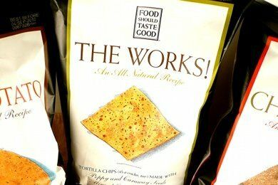 Gourmet Chips For Healthy Snacking