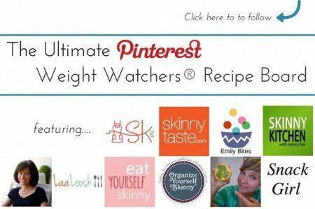 Weight Watchers Pinterest Board