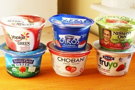 Greek Yogurt Taste Off